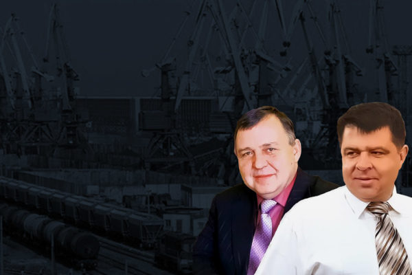 Миколаївський порт