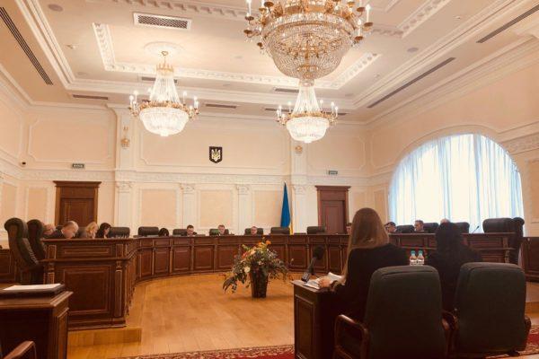 ВРП не звільнила ще одну суддю Майдану