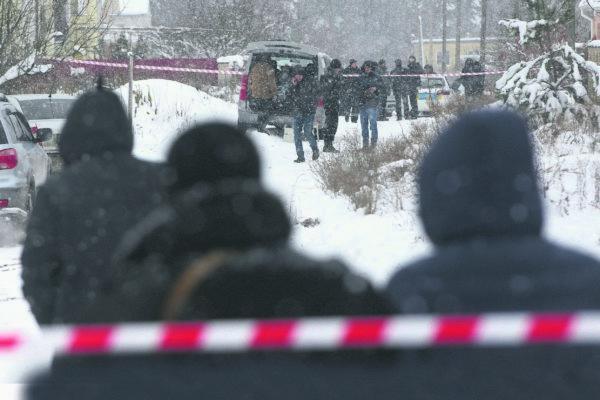 Підозрюваний у трагедії в Княжичах знову працює
