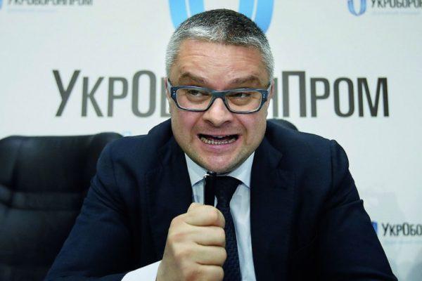 Порошенко звільнив очільника Укроборонпрому Романова