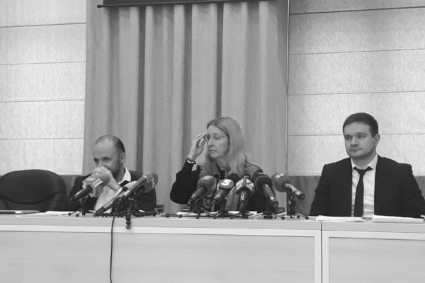 Комісія МОЗ одноголосно проголосувала за звільнення Амосової