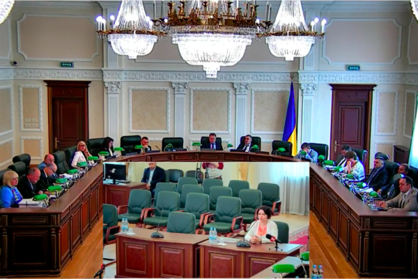 Вища рада правосуддя призначає суддів Майдану на посади довічно