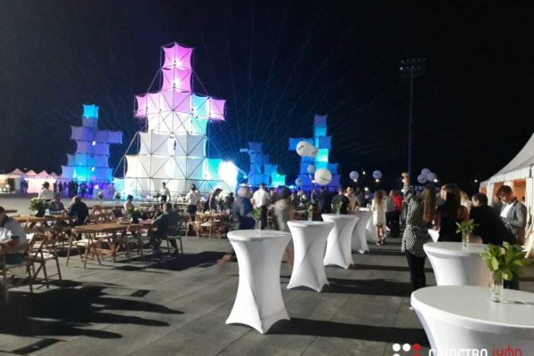 Президентська корпорація Roshen витратила понад 300 тисяч доларів на вечірку