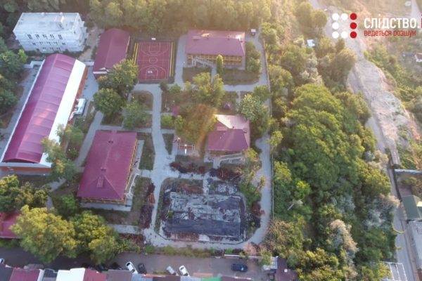 Суд зняв арешт з дитячого табору «Вікторія»: прокуратура не заперечувала