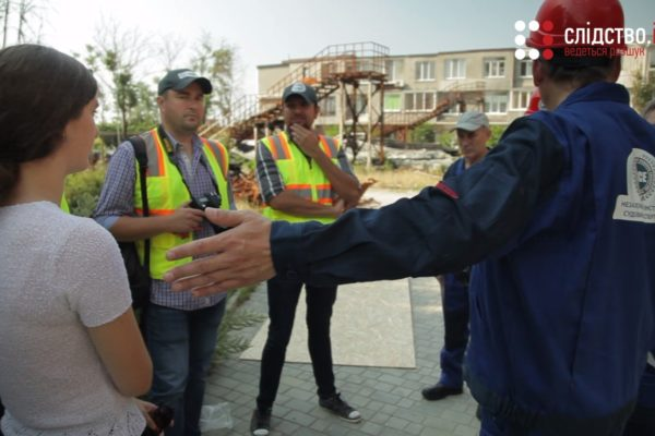 """Табір """"Вікторія"""": Дітям могло не вистачити часу на порятунок через пустоти в будівельних конструкціях"""