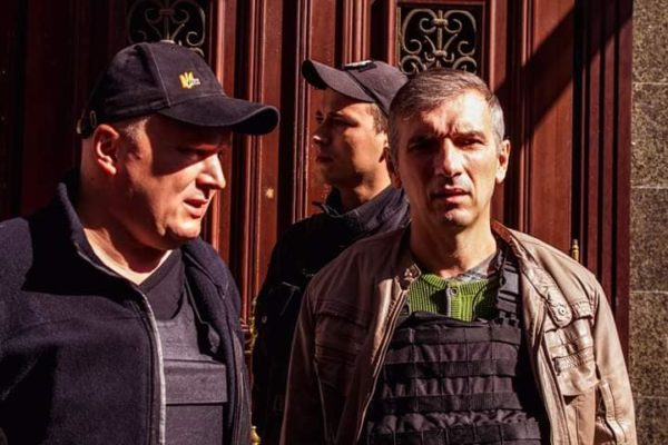 """""""Я одразу зрозумів, що в мене стріляли"""", – активіст Михайлик пригадує подробиці нападу"""