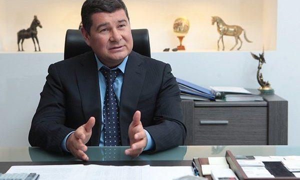 Суд арештував півмільйона євро Онищенка — екснардеп хотів купити нового коня