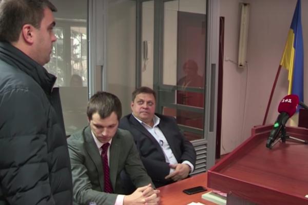 Бізнесмена-боксера Щура виправдали у справі побиття патрульного
