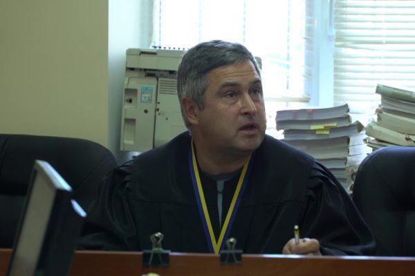 Амосову поновив на посаді ректорки суддя, який під час Євромайдану ухвалював рішення проти активістів