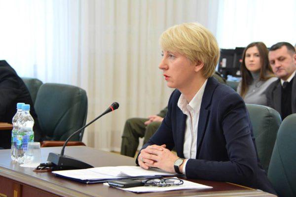 Верховний суд визнав незаконною догану на суддю-викривачку Ларису Гольник