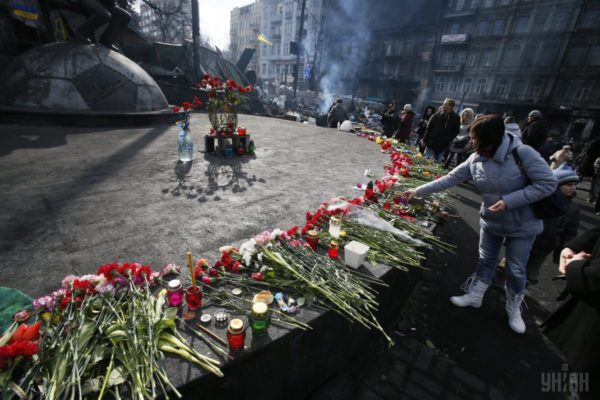 Цифра тижня: 17 родичів Героїв Небесної Сотні померли, не дочекавшись на покарання винних