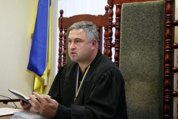 Вища рада правосуддя може звільнити суддю Євгенія Аблова