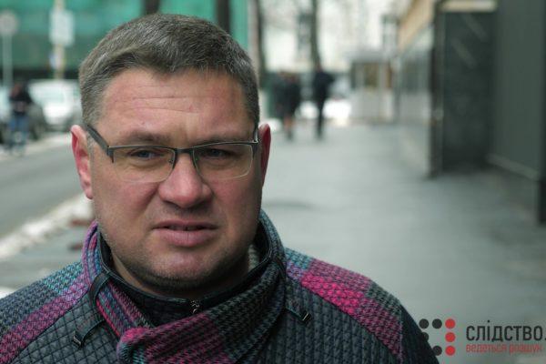 Євген Рищук іде з посади заступника голови Херсонської ОДА