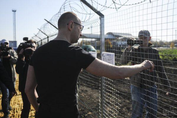 На реалізацію проекту «Стіна» вже витратили 1,3 мільярда гривень