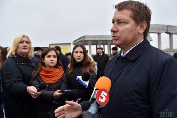 Порошенко підписав указ про звільнення голови Херсонської ОДА Андрія Гордєєва