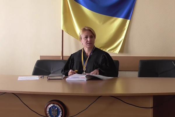 Суддя Шевченко, яка відправила за ґрати побитого активіста Євромайдану, успішно пройшла співбесіду