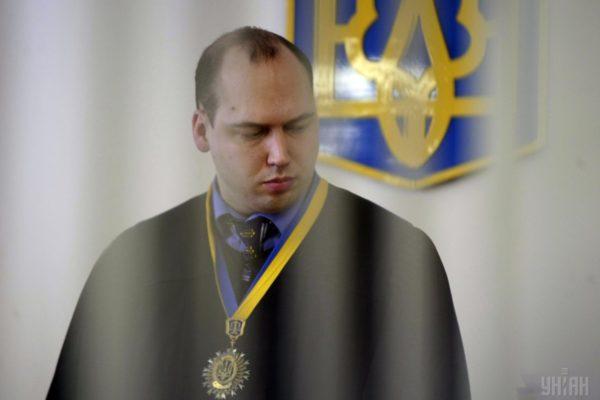 Скандальний суддя Вовк із Печерського суду вирішив забрати в НАБУ справу про зловживання владою суддями ОАСКу