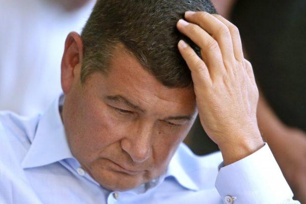 Прокурори у справі Онищенка оголосили відвід судді