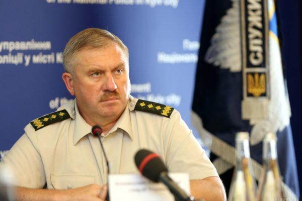 НАБУ затримало екс-командувача Нацгвардії Юрія Аллерова