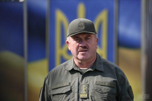 Екс-командувача Нацгвардії Аллерова взяли під варту