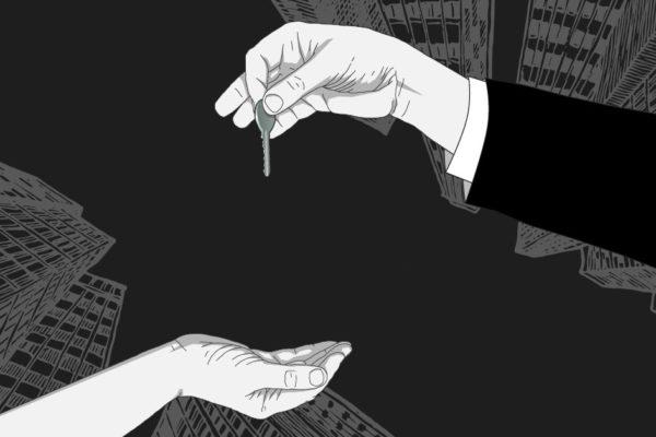 «Місто вкрадених квартир»: як поліція допомагає відбирати житло в киян
