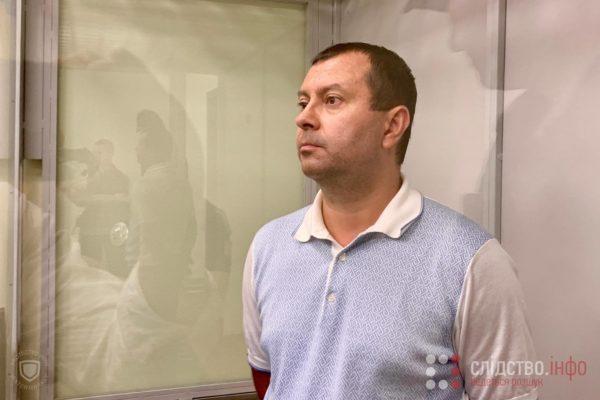 Ексзаступника начальника одеської поліції взяли під домашній арешт