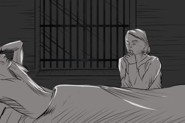 Як важкохворі в'язні помирають в очікуванні медичної допомоги