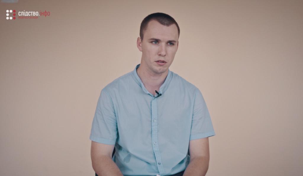 Андрей Ермолаев ныне следователем по делу о краже тракторов
