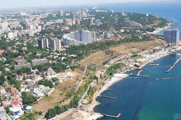 Суд арештував пансіонат біля моря в Одесі, який продали на аукціоні в 6 разів дешевше