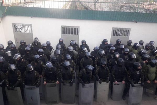 На діяльність тюремних спецпризначенців виділили понад 39 млн грн