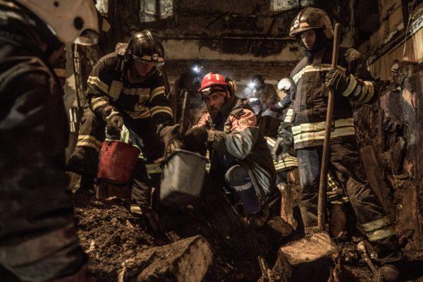 Пожежну безпеку в одеському коледжі, який згорів, востаннє перевіряли майже шість років тому