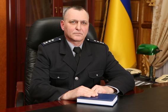 Екскерівник поліції Херсонщини Мєріков став помічником голови Нацполу