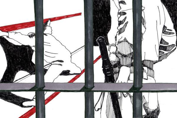 """Багаття на тілі: як у Харкові """"перевиховують"""" в'язнів"""
