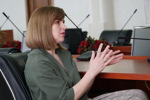 Тюрми і коронавірус: інтерв'ю із заступницею міністра юстиції