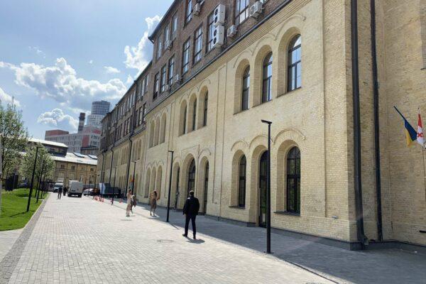 У Києві виставили на приватизацію частину заводу «Арсенал» біля метро на понад 5 тисяч квадратів