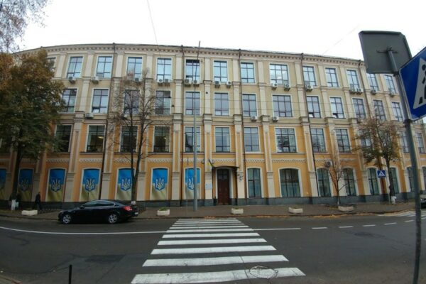 У Касаційному адмінсуді, щойно завершивши капремонт будівлі, вирішили звести новий поверх