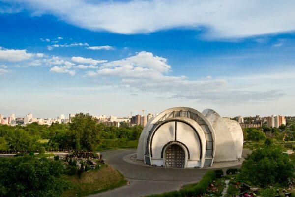 Київський крематорій за майже 56 млн грн ремонтуватиме фірма тестя Насірова