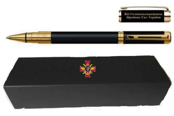 Генштаб ЗСУ закупить ручки Parker із позолотою на понад 300 тисяч гривень