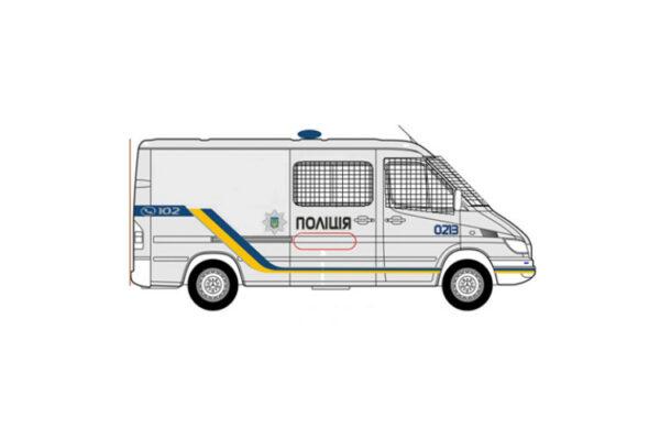 Нацполіція закупить в «улюбленого» постачальника МВС фургони для перевезення арештантів