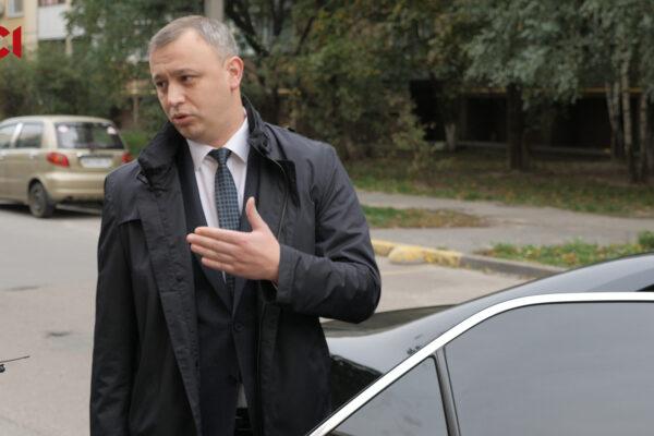 Заступник Генпрокурора обговорював із головою ОАСК Павлом Вовком вигідне йому рішення