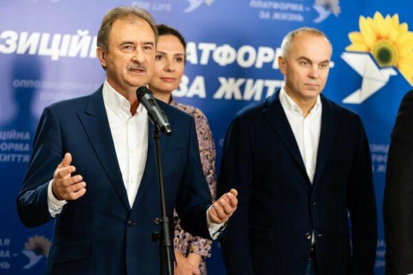 Гроші на кампанію Олександра Попова дало оточення нардепа ОПЗЖ, який підтримав «референдум» на Донбасі