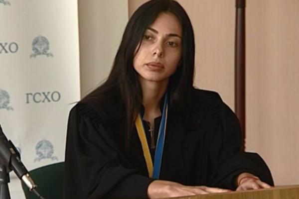Харківська суддя, обвинувачена в «газовій справі Онищенка», мітить у члени Вищої ради правосуддя