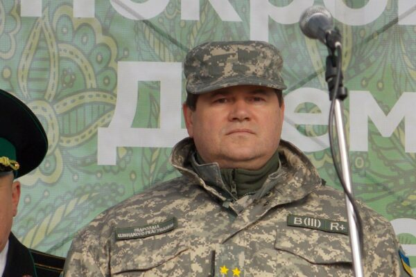Керівник «приватної армії» Палиці став депутатом Волинської облради від партії «За майбутнє»