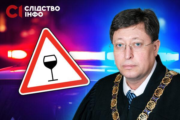 Нові деталі у справі про втечу судді напідпитку від патрульних. Ексклюзивне відео