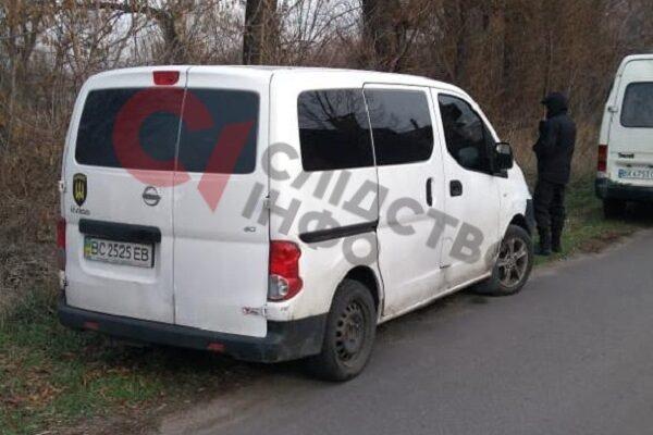 Авто дружини Семенченка «засвітилося» на замовній акції протесту
