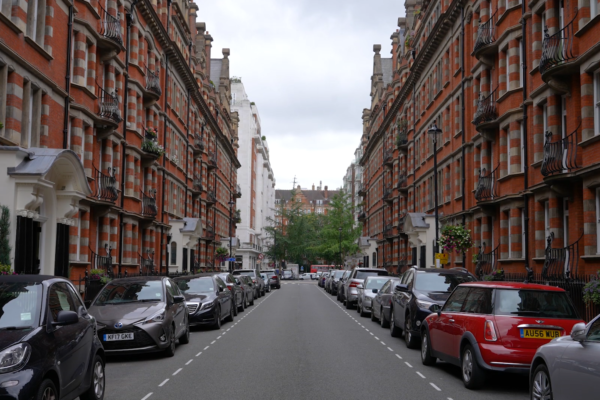 Найближче оточення Зеленського придбало нерухомість у Лондоні на $7,5 мільйона