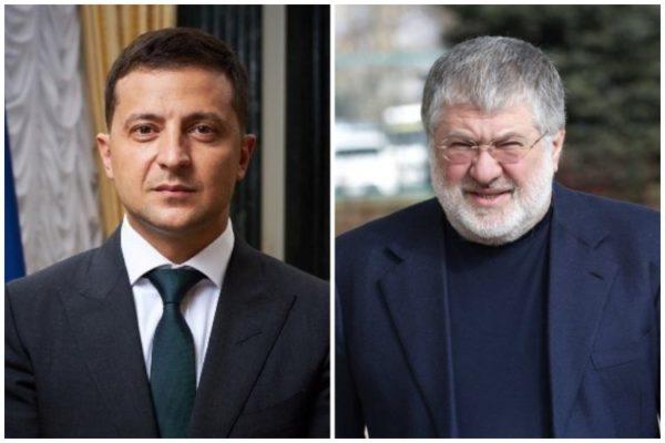 Журналісти підтвердили зв'язок Зеленського із Коломойським на $40 мільйонів